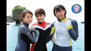 チーム参加企業所属のタレント、Juice=Juiceの高木紗友希さん、金澤朋子...