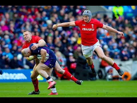 Halftime Highlights: Scotland v Wales | Guinness Six Nations