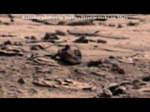 Curiosity encuentra restos de civilización en Marte? Curiosity find civilization remains on Mars?
