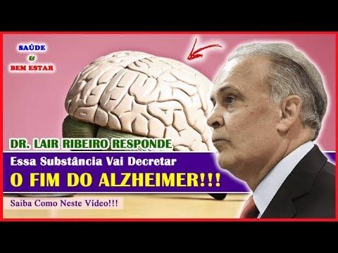 ESSA SUBSTÂNCIA Vai Decretar O Fim Do ALZHEIMER!!! Dr. Lair Ribeiro Responde