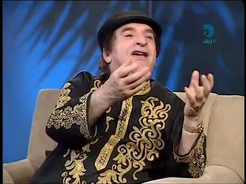 محي إسماعيل يقلد صدام حسين والسادات ومبارك