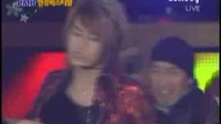 20080413 2008 CMB 한강 페스티벌 SS501 Stand by me+Deja Vu 데자뷰