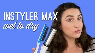 InStyler MAX Wet to Dry Review