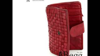 Gianni Conti Purse Interweav 4508446-50 Red purse