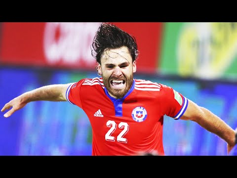 CHILE 2 - 0 PARAGUAY | Clasificatorias Qatar 2022 | RESUMEN Y GOLES