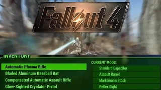 FALLOUT 4: CRYO WEAPONS CONFIRMED!