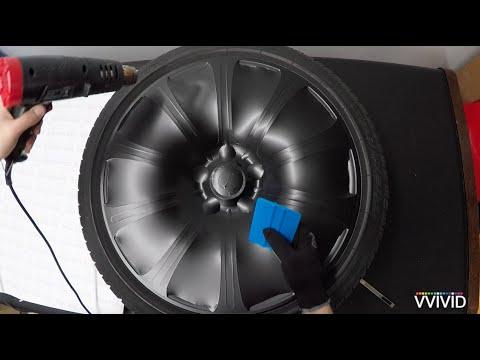 VVIVID Vinyl - How To Vinyl Wrap Car Rims