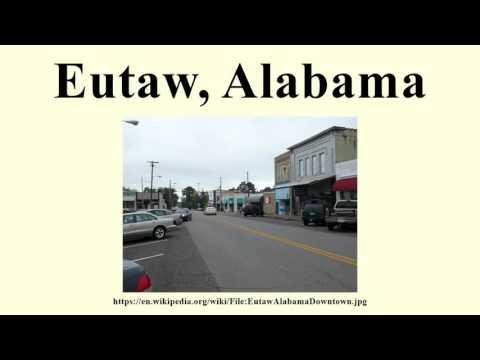Eutaw, Alabama