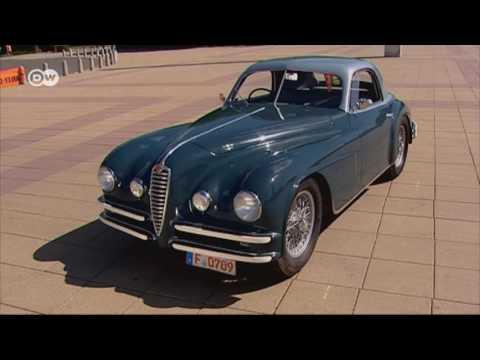 Con estilo: Alfa Romeo 6C 2500   Al volante