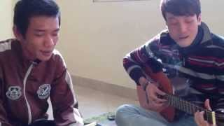 Chắc ai đó sẽ về HD 720 [Cover Guitar] MinhVB & TânPG - Thao Marky's Productions