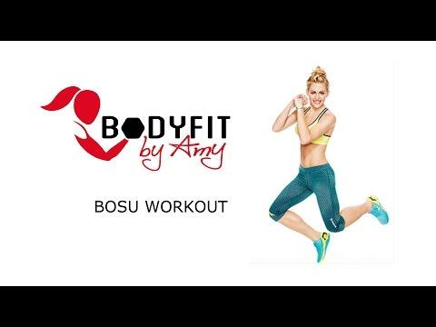 25 Minute Full Body BOSU Workout!