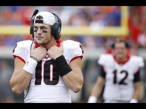 Jacob Eason...Welcome to Washington   Georgia Highlights   SportsInTheATL™