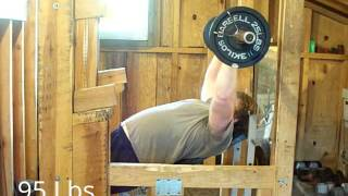 Video Apr. 27  2016 Bench Press Workout download MP3, 3GP, MP4, WEBM, AVI, FLV April 2018