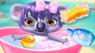 Супер КРАСОЧНАЯ Игра Салон красоты для животных в Австралии Animal Hair Salon Australia