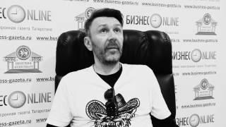 """Сергей Шнуров: """"Ленинград"""" - настоящая """"скрепа"""""""