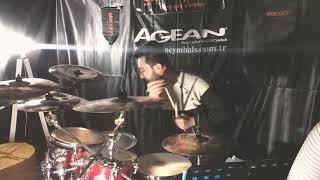 Ahmet KÖSE - Simge Ben Bazen Drum Cover Video