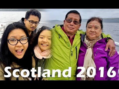 Scotland Holidays 2016