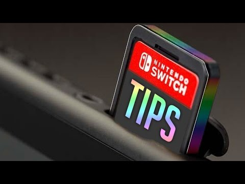 Nintendo Switch - 10 Tips & Tricks You Probably Didnt Know
