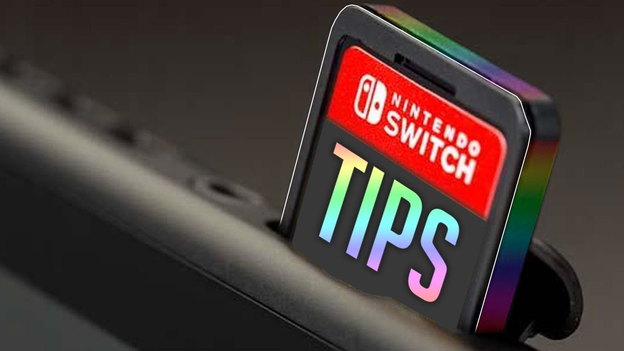Nintendo Switch - 10 Tips & Tricks You Probably Didn't Know