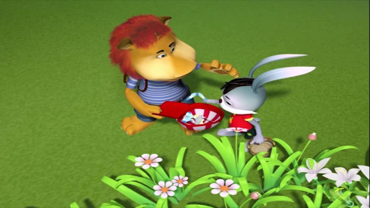 Phim Hoạt Hình Mới Nhất: Thỏ con thách đố Khỉ || Hoạt Hình Vui Nhộn Hài Hước