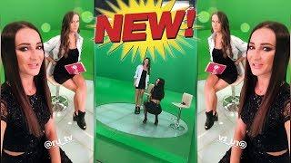 Бузова презентует новый клип на песню WiFi🤩танцует в студии RU TV🔥