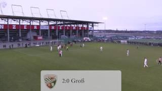 FCI.TV: Schanzer Tore im Test gegen die SG Sonnenhof Großaspach