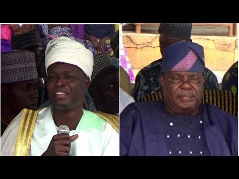 EBO SISE (Idol Worshiping) By Imam Agba Offa for demise of Oba Jubril Mobolaji Maranro Alaho's wife thumbnail