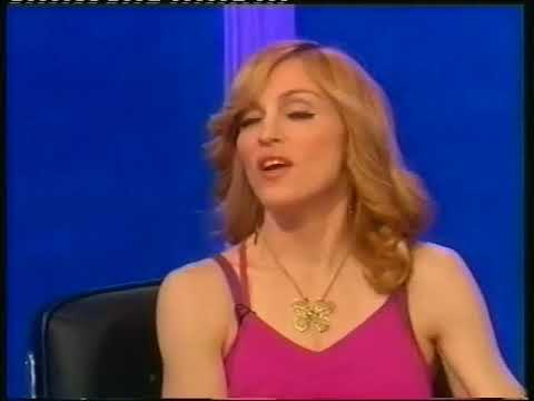 Madonna  Parkinson   PART 1  Early Years Being A Dancer  2005.