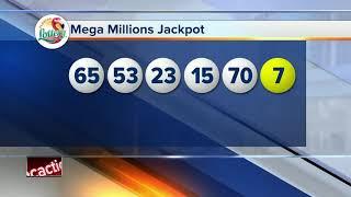 $1 billion Mega Millions winning numbers for Friday, October 19