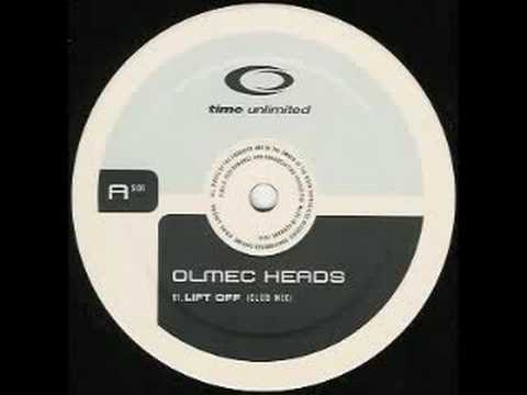 Olmec Heads - Lift Off - Time Unlimited - 1998
