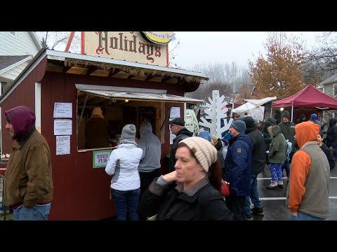 Digital Exclusive: Wönderbar! The Christkindl Market