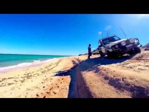 Dirk Hartog Island Fishing Trip 2015