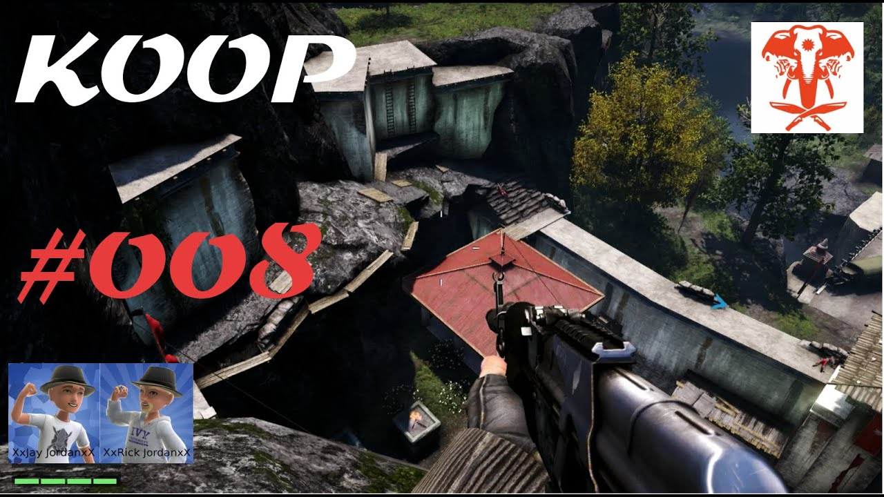 how to play far cry 4 online xbox one