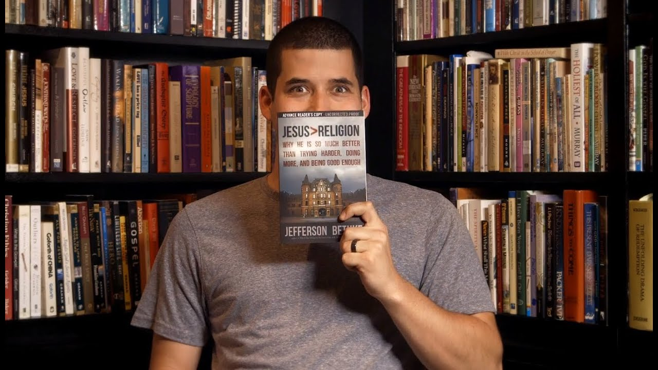 Jefferson bethke books