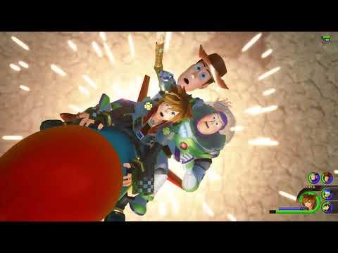 Kingdome Hearts III будет работать на Xbox One X в 60 FPS, разработчики показали геймплей