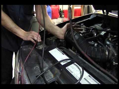 Low Fuel Economy Diagnosis 2000 Ford Explorer