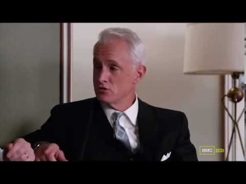 Mad Men Roger Sterling on the Art of Accounts
