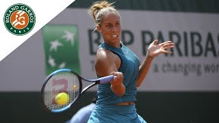 Madison Keys vs Naomi Osaka - Round 3 Highlights I Roland-Garros 2018