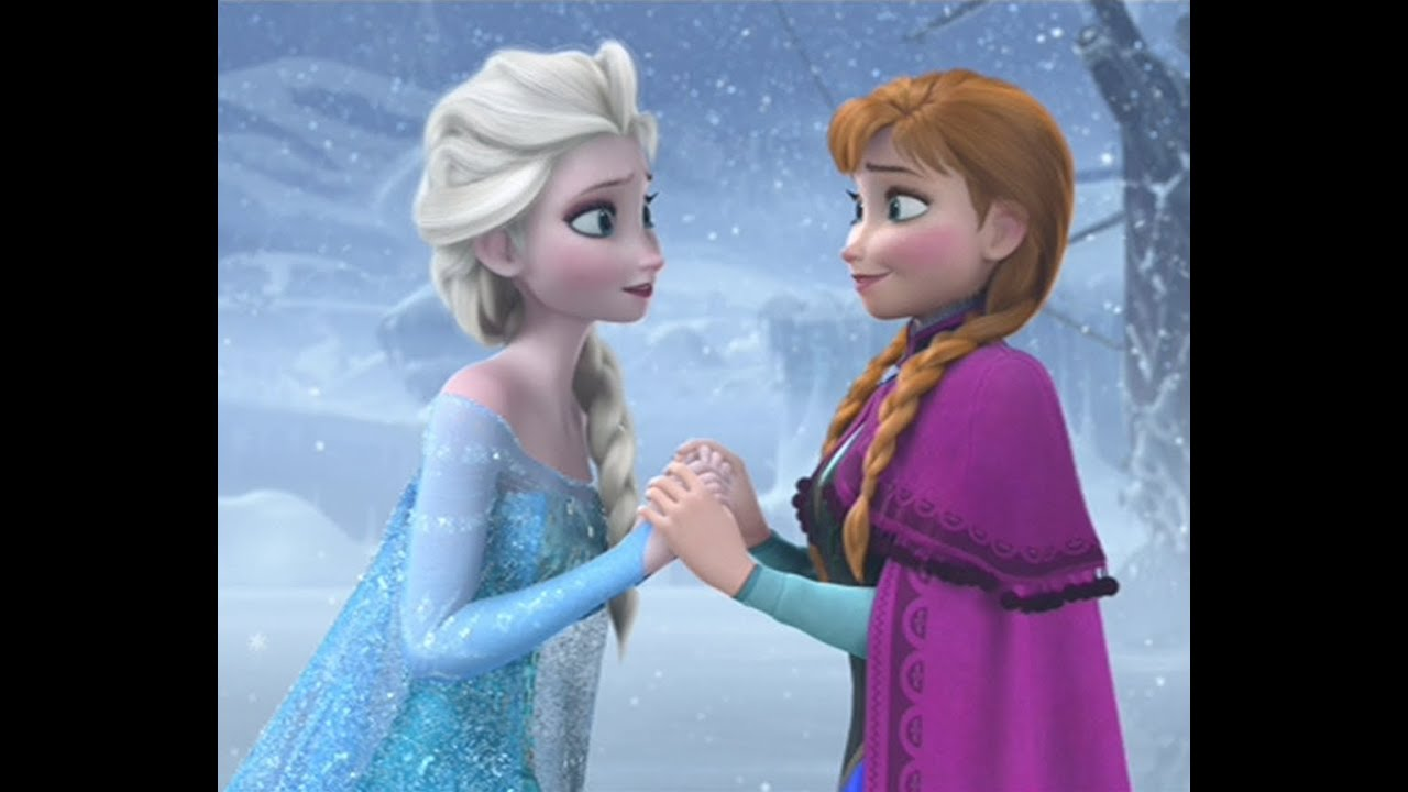 Image result for frozen anna and elsa