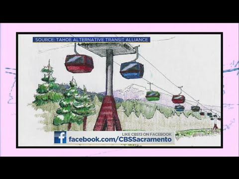 Group Eyes Subway In The Sky To Ease Sierra Traffic Congestion