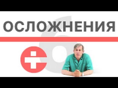 Какие бывают осложнения при операциях на щитовидной железе?