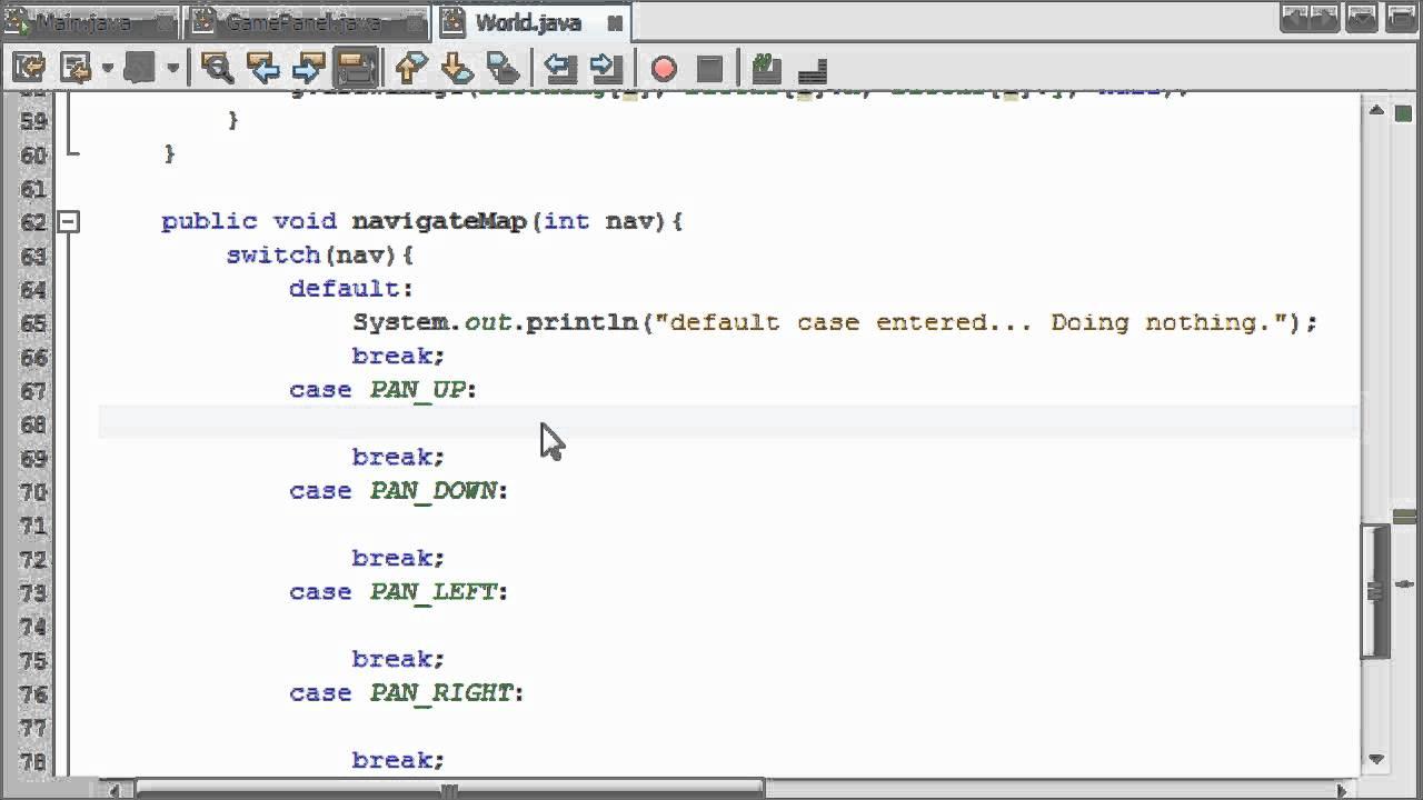 java game programming tutorial pdf