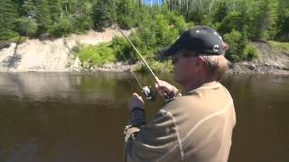 "Babe Winkelman's Good Fishing - Fast And Furious Ontario ""eyes"" 2014 Ep. 8"