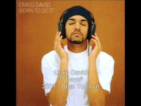 Mix - Craig David - 7 Days