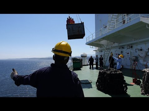 Maritime Training: Top Tips: Cargo Handling