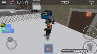 Beware of the Help Knife (Roblox)