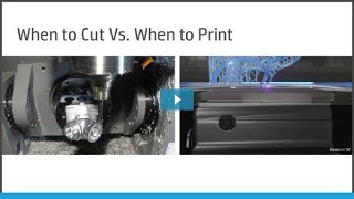 When to Cut Vs. When to Print
