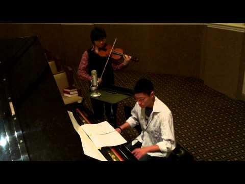 Pachelbel's Canon in D Violin and Piano