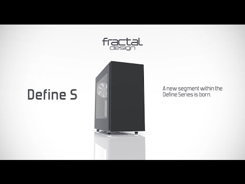 Fractal Design Define S (English version)