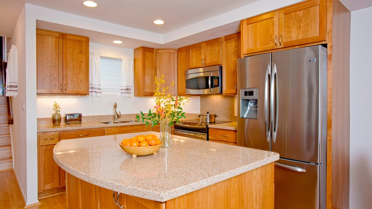 Hawaii Kitchen Remodeler Aiea Townhouse Kitchen Remodel